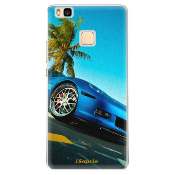 Plastové pouzdro iSaprio - Car 10 - Huawei Ascend P9 Lite