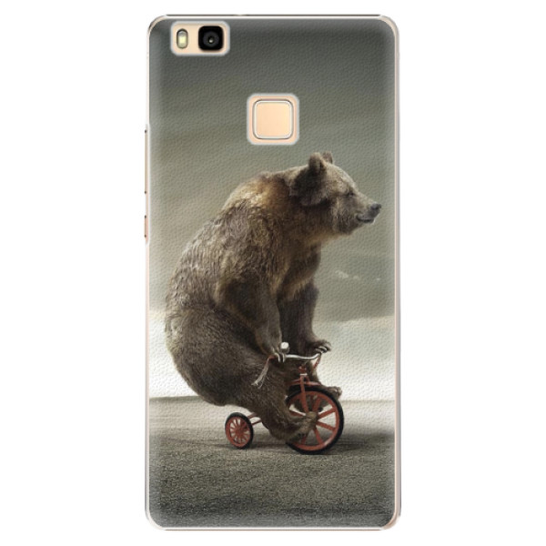 Plastové pouzdro iSaprio - Bear 01 - Huawei Ascend P9 Lite
