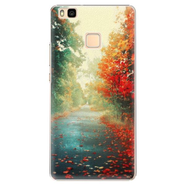 Plastové pouzdro iSaprio - Autumn 03 - Huawei Ascend P9 Lite