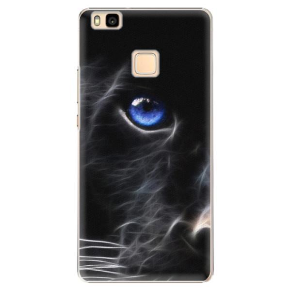 Plastové pouzdro iSaprio - Black Puma - Huawei Ascend P9 Lite