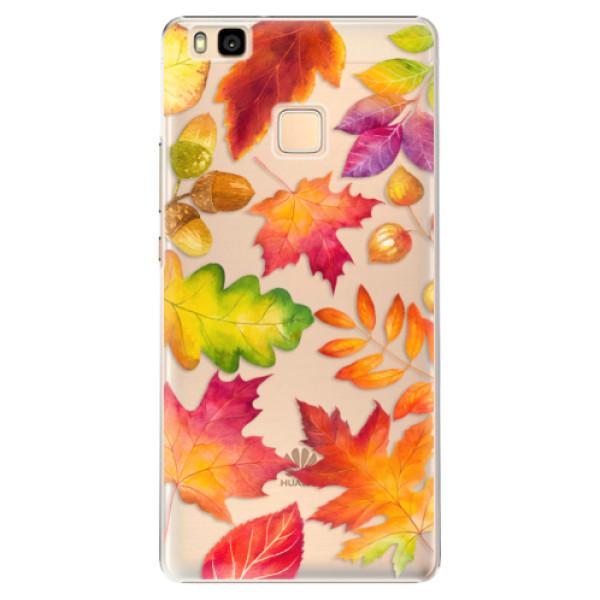 Plastové pouzdro iSaprio - Autumn Leaves 01 - Huawei Ascend P9 Lite