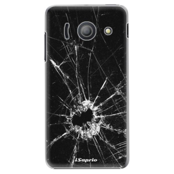 Plastové pouzdro iSaprio - Broken Glass 10 - Huawei Ascend Y300