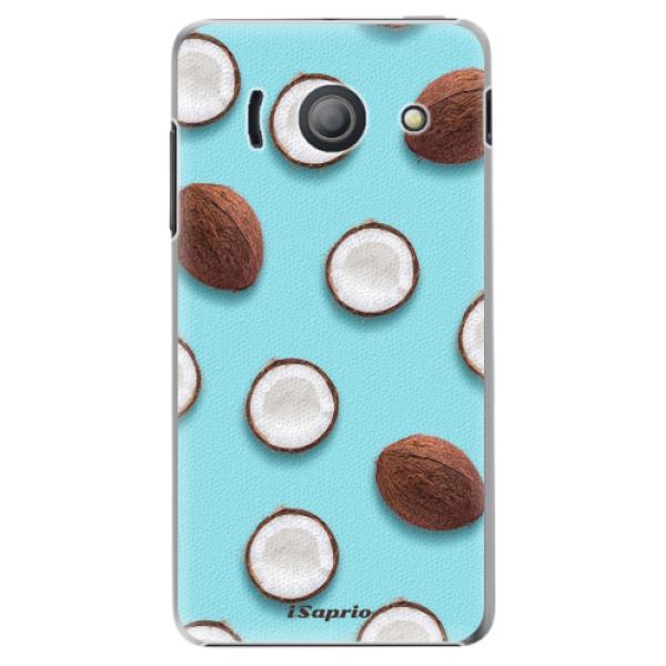 Plastové pouzdro iSaprio - Coconut 01 - Huawei Ascend Y300