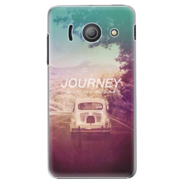 Plastové pouzdro iSaprio - Journey - Huawei Ascend Y300