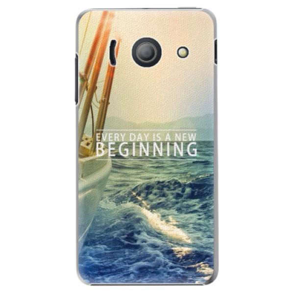 Plastové pouzdro iSaprio - Beginning - Huawei Ascend Y300