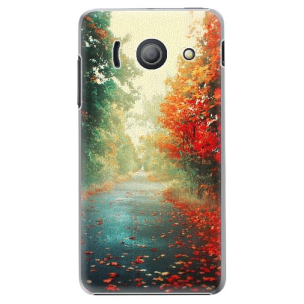 Plastové pouzdro iSaprio - Autumn 03 - Huawei Ascend Y300