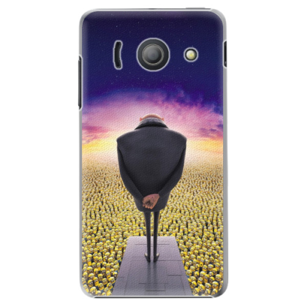 Plastové pouzdro iSaprio - Gru - Huawei Ascend Y300