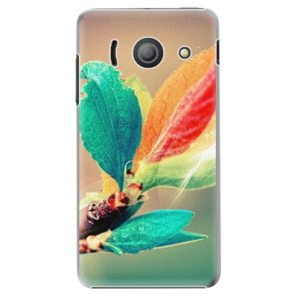 Plastové pouzdro iSaprio - Autumn 02 - Huawei Ascend Y300