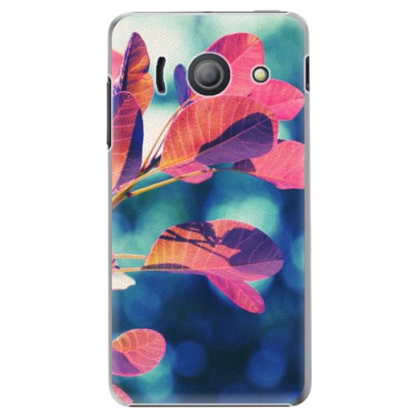 Plastové pouzdro iSaprio - Autumn 01 - Huawei Ascend Y300