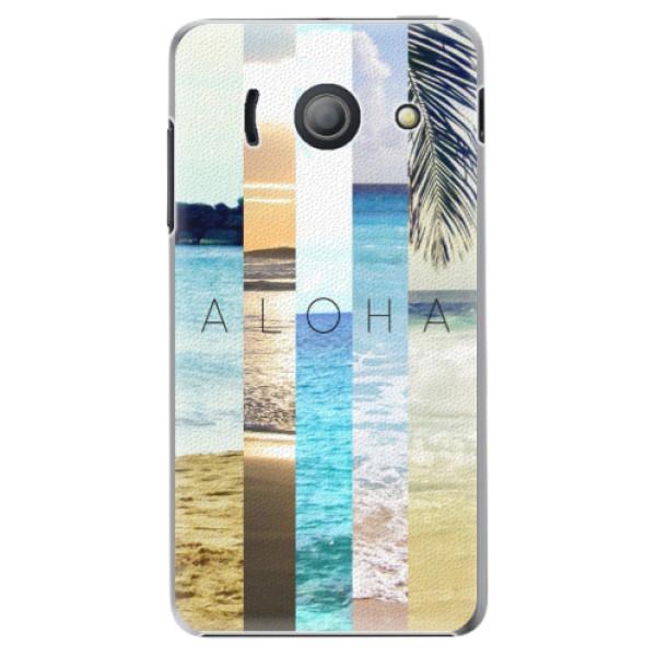 Plastové pouzdro iSaprio - Aloha 02 - Huawei Ascend Y300