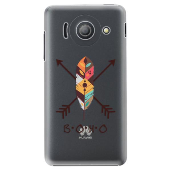 Plastové pouzdro iSaprio - BOHO - Huawei Ascend Y300