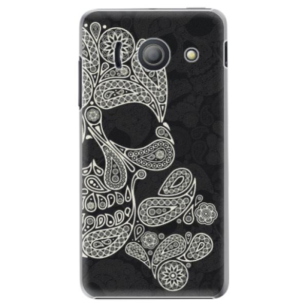 Plastové pouzdro iSaprio - Mayan Skull - Huawei Ascend Y300
