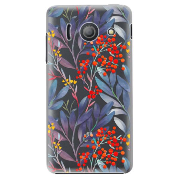Plastové pouzdro iSaprio - Rowanberry - Huawei Ascend Y300