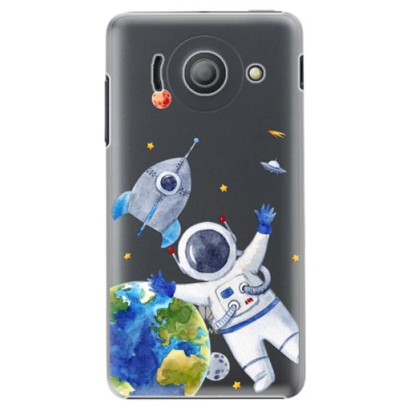 Plastové pouzdro iSaprio - Space 05 - Huawei Ascend Y300