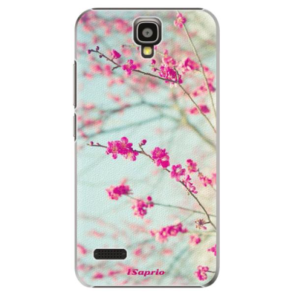 Plastové pouzdro iSaprio - Blossom 01 - Huawei Ascend Y5