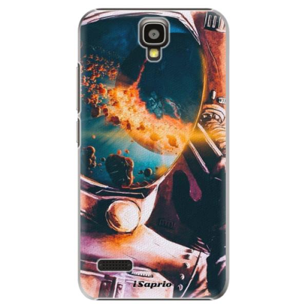 Plastové pouzdro iSaprio - Astronaut 01 - Huawei Ascend Y5