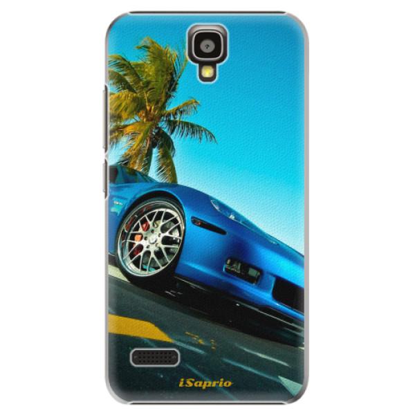 Plastové pouzdro iSaprio - Car 10 - Huawei Ascend Y5