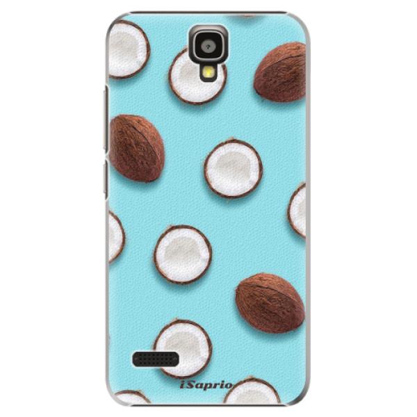 Plastové pouzdro iSaprio - Coconut 01 - Huawei Ascend Y5