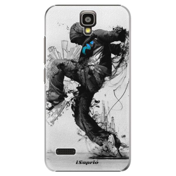 Plastové pouzdro iSaprio - Dance 01 - Huawei Ascend Y5