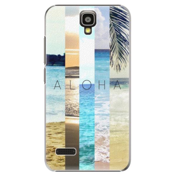 Plastové pouzdro iSaprio - Aloha 02 - Huawei Ascend Y5