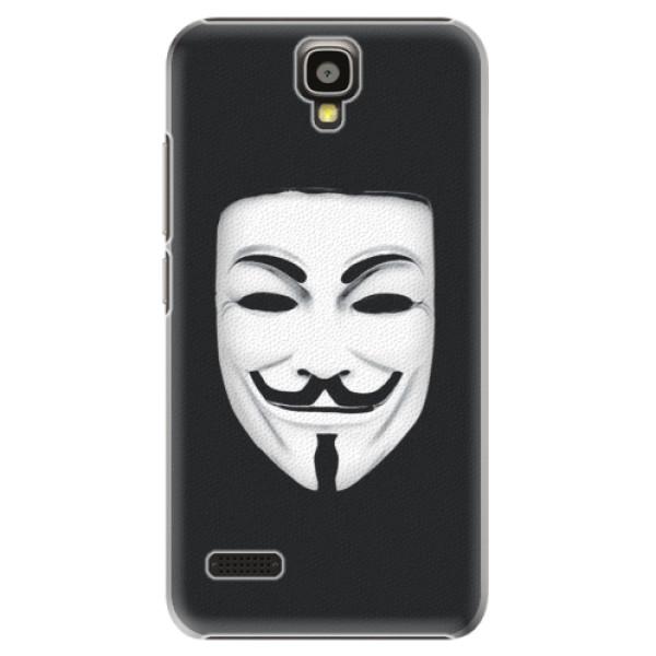 Plastové pouzdro iSaprio - Vendeta - Huawei Ascend Y5