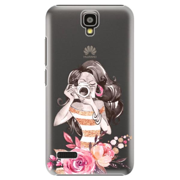 Plastové pouzdro iSaprio - Charming - Huawei Ascend Y5