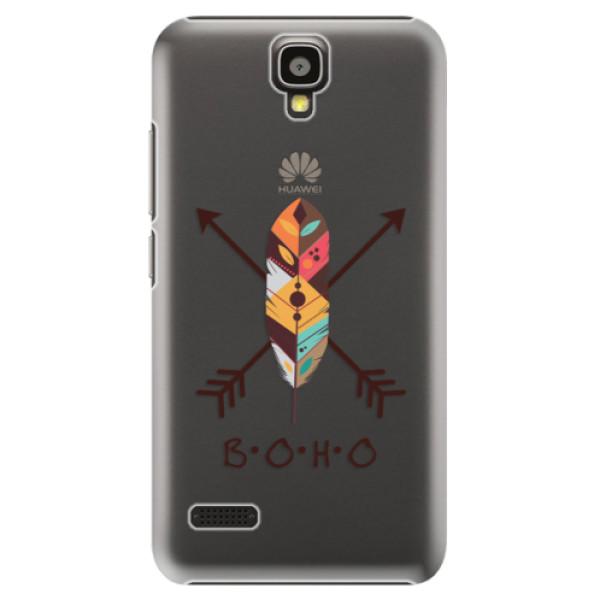 Plastové pouzdro iSaprio - BOHO - Huawei Ascend Y5