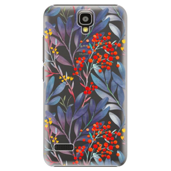 Plastové pouzdro iSaprio - Rowanberry - Huawei Ascend Y5