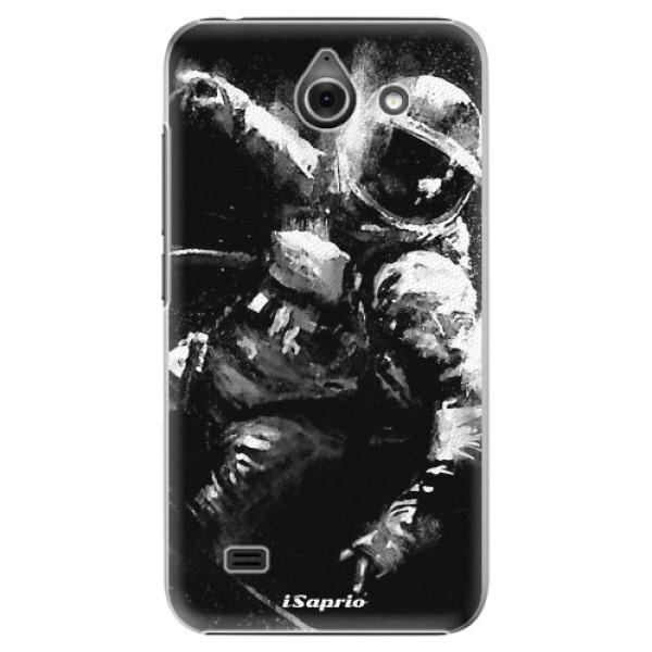 Plastové pouzdro iSaprio - Astronaut 02 - Huawei Ascend Y550