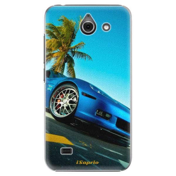 Plastové pouzdro iSaprio - Car 10 - Huawei Ascend Y550