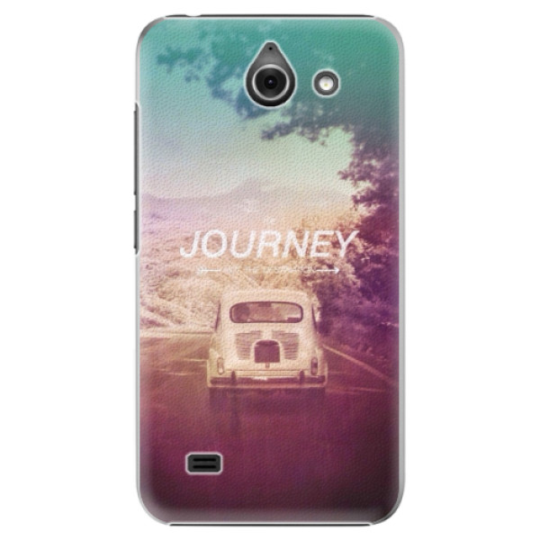 Plastové pouzdro iSaprio - Journey - Huawei Ascend Y550