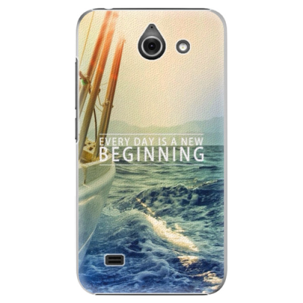 Plastové pouzdro iSaprio - Beginning - Huawei Ascend Y550