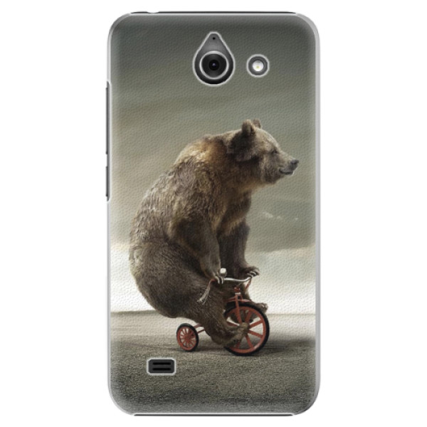 Plastové pouzdro iSaprio - Bear 01 - Huawei Ascend Y550