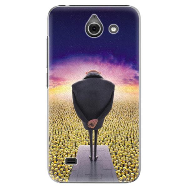 Plastové pouzdro iSaprio - Gru - Huawei Ascend Y550
