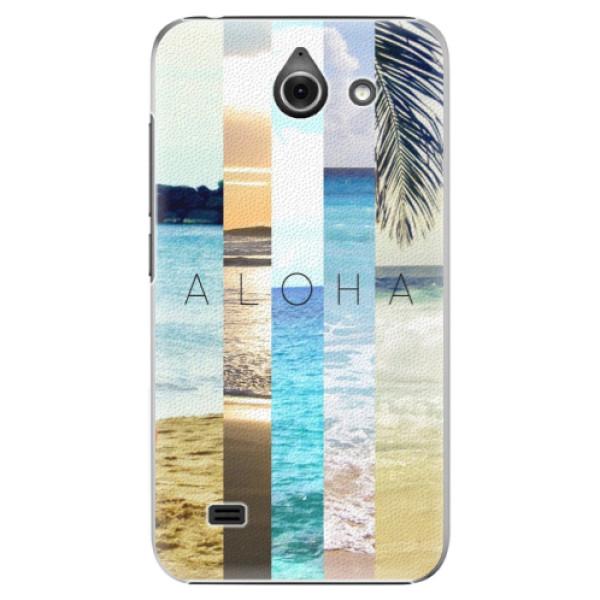 Plastové pouzdro iSaprio - Aloha 02 - Huawei Ascend Y550