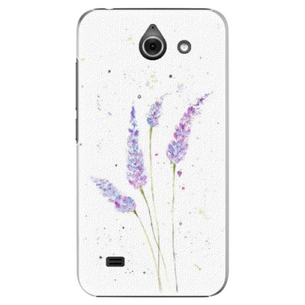 Plastové pouzdro iSaprio - Lavender - Huawei Ascend Y550