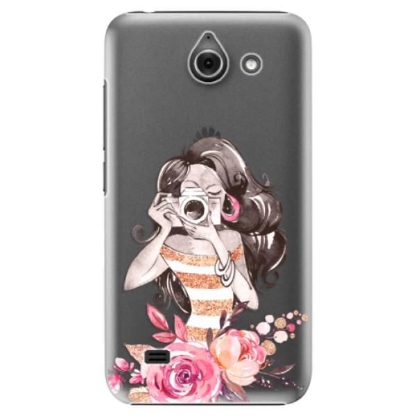 Plastové pouzdro iSaprio - Charming - Huawei Ascend Y550