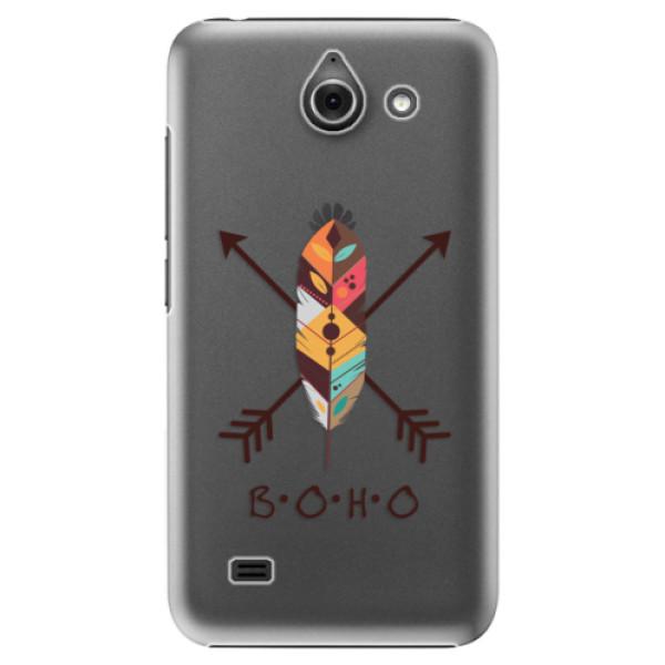 Plastové pouzdro iSaprio - BOHO - Huawei Ascend Y550
