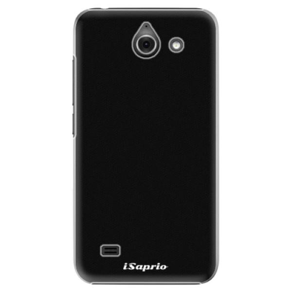 Plastové pouzdro iSaprio - 4Pure - černý - Huawei Ascend Y550
