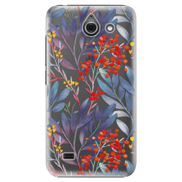Plastové pouzdro iSaprio - Rowanberry - Huawei Ascend Y550