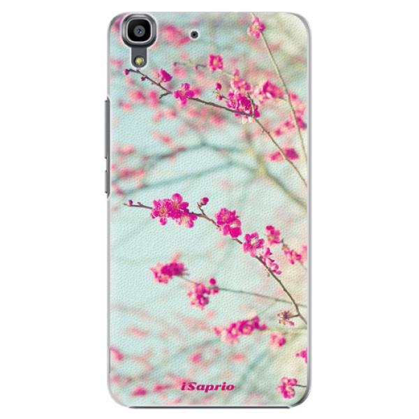 Plastové pouzdro iSaprio - Blossom 01 - Huawei Ascend Y6