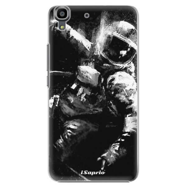 Plastové pouzdro iSaprio - Astronaut 02 - Huawei Ascend Y6