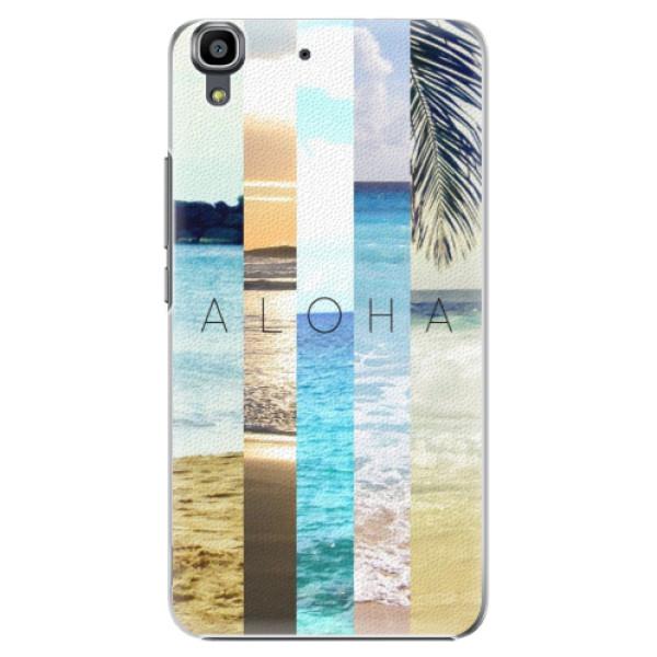 Plastové pouzdro iSaprio - Aloha 02 - Huawei Ascend Y6