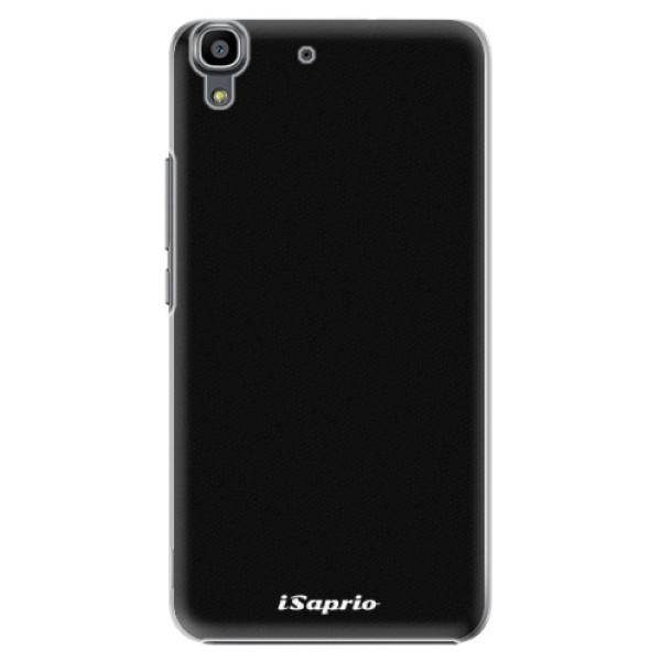 Plastové pouzdro iSaprio - 4Pure - černý - Huawei Ascend Y6
