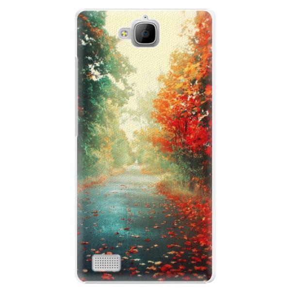 Plastové pouzdro iSaprio - Autumn 03 - Huawei Honor 3C