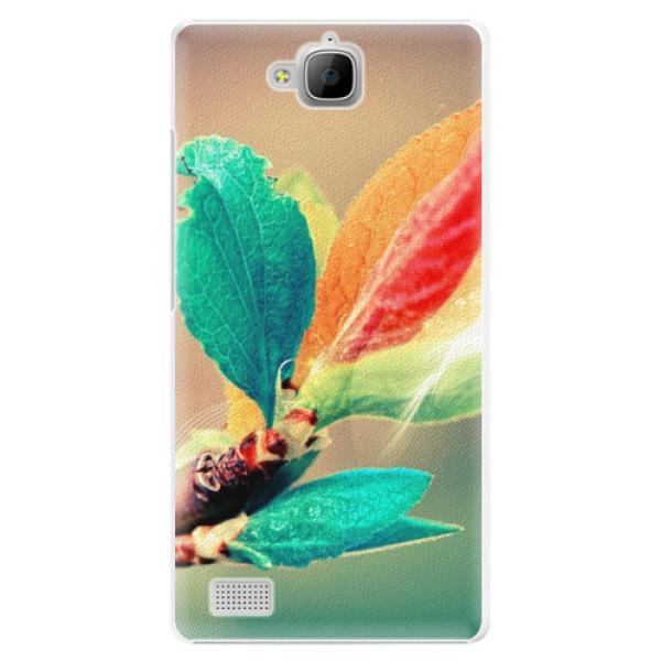 Plastové pouzdro iSaprio - Autumn 02 - Huawei Honor 3C