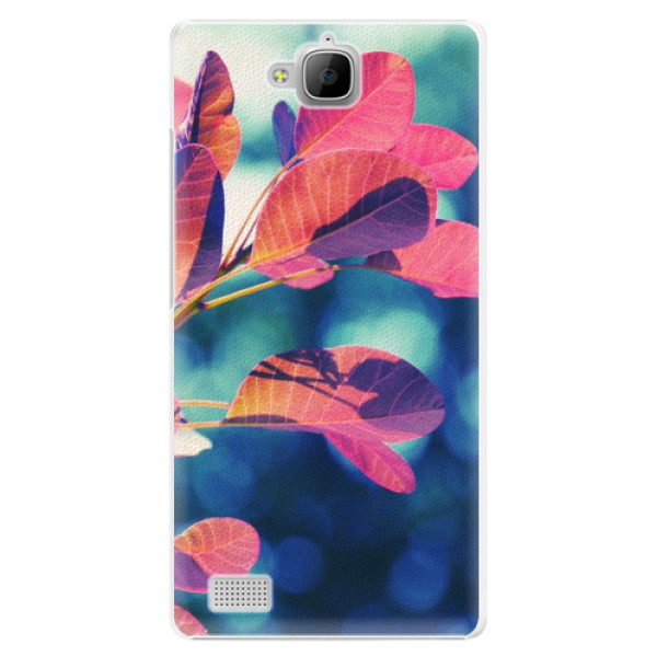 Plastové pouzdro iSaprio - Autumn 01 - Huawei Honor 3C