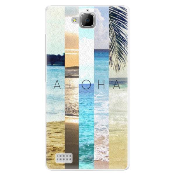 Plastové pouzdro iSaprio - Aloha 02 - Huawei Honor 3C