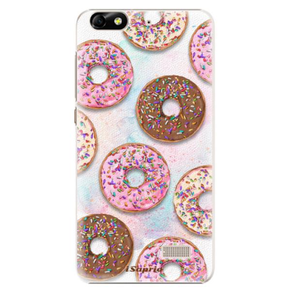 Plastové pouzdro iSaprio - Donuts 11 - Huawei Honor 4C
