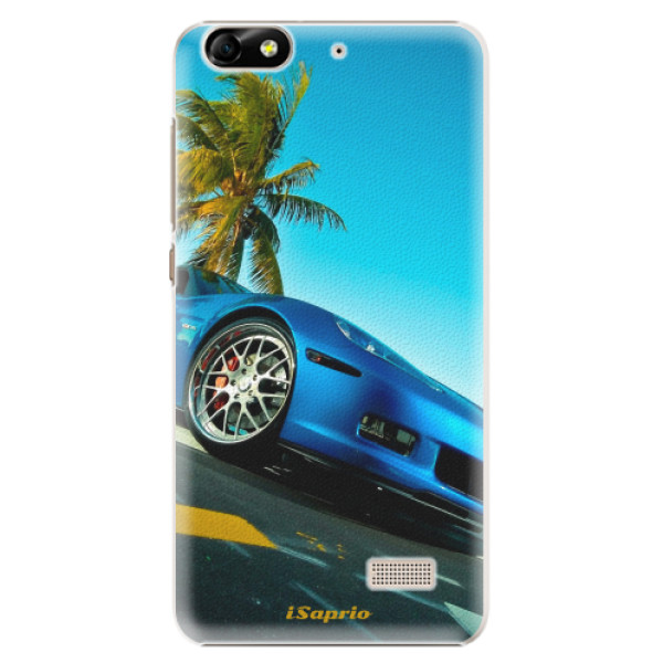 Plastové pouzdro iSaprio - Car 10 - Huawei Honor 4C